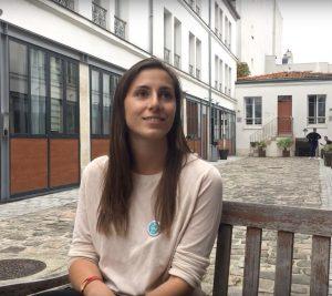 Lucie Basch portrait incubateur Smart Food Paris & Co